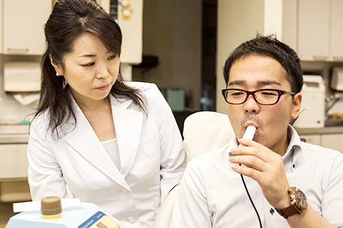 口臭の治療